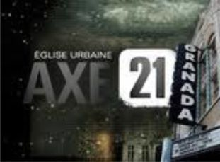 Fall 2011 - Axe 21 logo