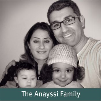 People - Anayssi family