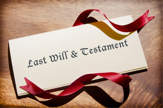 General - last will and testament